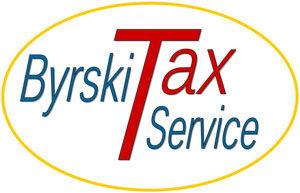 Byrski Tax Service logo