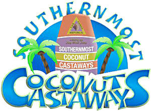 Southernmost Coconut Castaways logo