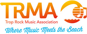 Trop Rock Music Association logo