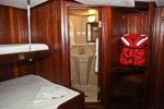 Admiral's Suite private bath