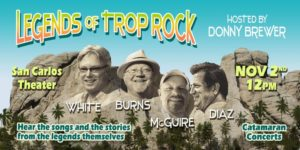 Legends of Trop Rock